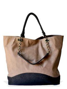 Quintara Leather Tote $480