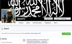 Al-Qaeda member is Ministry of Foreign Affairs in Tripoli - Libya 20/11/2016