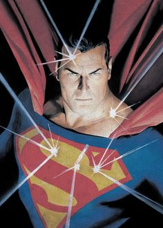 "Official DC Comics Heroes Ross Edition Superman Man Of Steel #Displate artwork by artist ""DC Comics"". Part of a 16-piece set featuring characters from the popular #DCComics comic book and film franchise. £35 / $50 (Medium), £71 / $100 (Large), £118 / $166 (XL) #JusticeLeagueOfAmerica #JLA #Superhero #Batman #Catwoman #Joker #GreenLantern #TheFlash #Superman #WonderWoman #Stargirl #LibertyBelle #Starman #MisterTerrific #CitizenSteel"