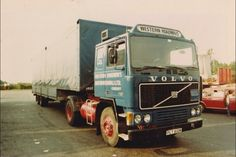 View topic - South Wales Hauliers sixties and seventies onwards. Old Lorries, Volvo Trucks, Big Wheel, Classic Trucks, South Wales, Axe, Sweden, Wheels, Times