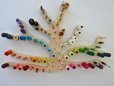 Tree Thread Rack for the Sewing Room – Sew, What's New?