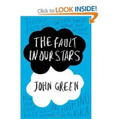 The Fault in Our Stars, or TFiOS, by John Green (of vlogbrothers/nerdfighter fame). Amazing, touching, hilarious, brilliant. Will definitely make you cry, but also laugh.