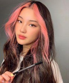 Most Beautiful Models, Beautiful Girl Image, Asian Eyebrows, Korean Eye Makeup, Perfect Brows, Aesthetic Hair, Eyebrow Pencil, Ulzzang Girl, New Hair