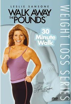 Leslie Sansone - Walk Away the Pounds - 30 Minute Walk DVD Movie http://www.inetvideo.com/collections/inetvideo-leslie-sansone-videos-on-dvd