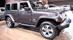 2017 Jeep Wrangler Sahara Changes, Unlimited - 2017 2018 Jeep Lineup
