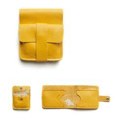 Keecie  Pocket Friend, Yellow