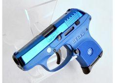 "Ruger LCP Blue / Blue PVD .380 ACP 2.75"" [New in Box] $379.99 | MMP Guns"