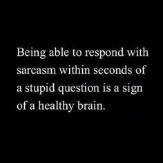 At least my kids all have healthy brains!!!  ツ