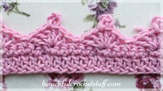Crochet Border #1