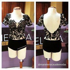 Bodysuit diseñado para que lo puedas utilizar en infinidad de ocasiones y con varias prendas de vestir