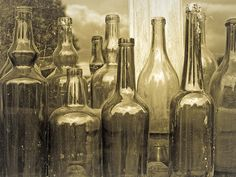Old Bottles by Jooliree, via Flickr