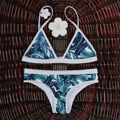 $14.00   Sexy Bikini Set Ladies Swimwear Bathing Suits For Women
