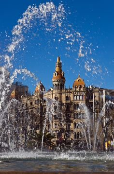 Although the uses for these public square Barcelona 2016, Barcelona City, Barcelona Travel, Attraction Tickets, Medieval Gothic, Public Square, Football Stadiums, Straight Lines, Travel Bugs