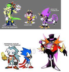 Sonic Skyline -set 3 by Drawloverlala on DeviantArt