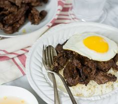 Filipino Food Friday: Beef Tapa