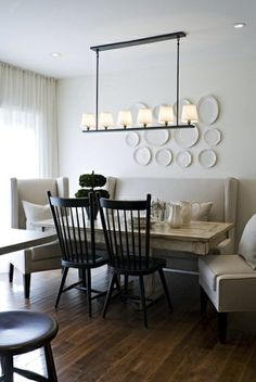 banquette plans - Google Search | banquettes | Pinterest | Shops ...