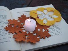 Easy Origami Leaves