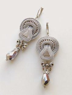 Sweet soutache earrings