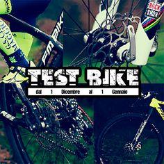 Test Bike c/o Cicli Maggioni