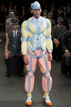 Thom Browne Spring/Summer 2015 Collection • Highsnobiety
