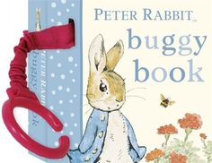 Peter Rabbit Buggy Book (stolen from Nana's house!)