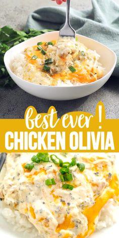 Instant Pot Dinner Recipes, Easy Dinner Recipes, Easy Meals, Dinner Ideas, Recipes Using Rotisserie Chicken, Easy Chicken Recipes, Yum Yum Chicken, Keto Chicken, Chicken Pasta