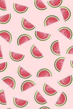 Las etiquetas más populares para esta imagen incluyen: wallpaper, watermelon, pink, fruit y background