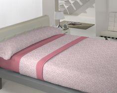 Coralina Dolce modelo Munich en rosa de Llar Textil