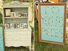 Art with Puzzle Pieces, Plus a Link to An Eclectic Anthropologie DIY Wedding Handmade Wedding, Diy Wedding, Rustic Wedding, Wedding Ideas, Wedding Trends, Wedding Pictures, Wedding Blog, Wedding Stuff, Love You To Pieces