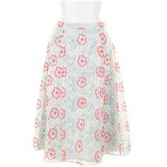 ERDEM Skirt ($8,670) ❤ liked on Polyvore
