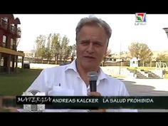 ANDREAS KALCKER EN AREQUIPA PERU EL MMS Y CDS