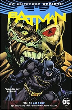 """PDF Download Batman Vol. 3: I Am Bane (Rebirth) Free PDF - ePUB - eBook Full Book DownloadGet it Free >> http://library.com-getfile.network/ebook.php?asin= 1401271316 Batman Vol. 3: I Am Bane (Rebirth) Free Download PDF ePUB eBook Full Book"