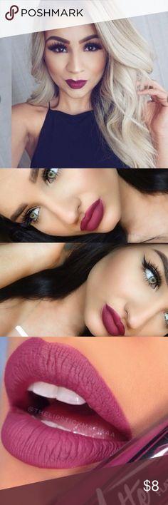 Rebel L.A. Girl Flat Finish Pigmented Gloss New   Matte L.A. Girl Flat Finish Pigmented Gloss   Color: Rebel  Bundle to save ☺️💕  Follow & Tag:  Ig: shopbellavictoria Fb: Bella Victoria L.A. Girl Makeup Lipstick