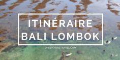 Retrouvez notre Itinéraire à Bali, Lombok et Gilis avec carnet de voyage, conseils aux voyageurs et vidéos à suivre en 8 étapes sur le blog.