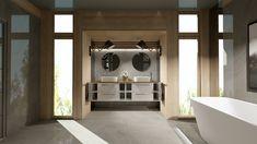 Praca konkursowa z wykorzystaniem mebli łazienkowych z kolekcji KWADRO PLUS #naszemeblenaszapasja #elitameble #meblełazienkowe #elita #meble #łazienka #łazienkaZElita2019 #konkurs Bathtub, Interior Design, Bathroom, Standing Bath, Nest Design, Washroom, Bath Tub, Home Interior Design, Interior Designing