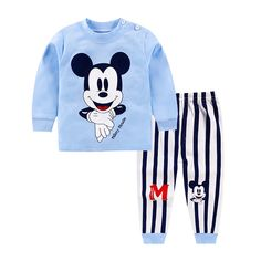 Winter Infant Clothing Newborn-baby-clothes Baby Boy Mickey Clothing S – Winbuyara Baby Outfits Newborn, Baby Boy Outfits, Kids Outfits, Disney Outfits, Pajama Outfits, Boys And Girls Clothes, Autumn Clothes, Baby Models, Girls Pajamas