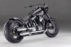 Harley Davidson News – Harley Davidson Bike Pics Harley Softail, Harley Davidson Fatboy, Harley Davidson Museum, Harley Davidson Motorcycles, Indian Motorcycles, Softail Slim Custom, Custom Bobber, Custom Bikes, Funny Motorcycle