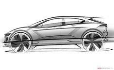 Transportation Technology, Transportation Design, Car Design Sketch, Car Sketch, Ford Gt, Audi Tt, Baggers, Jaguar, Concept Art Gallery