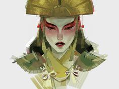 Avatar Kyoshi, Korra Avatar, Team Avatar, The Last Avatar, Avatar The Last Airbender Art, Kyoshi Warrior, Manhwa, Avatar Series, Comic