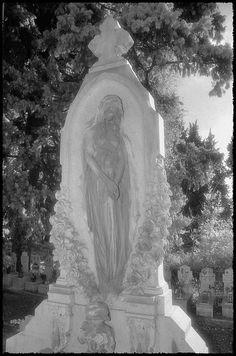 Cimitero di Staglieno.  How delicate she is.