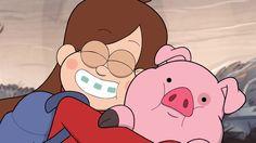 El deseo de Dipper se hace realidad cuando se roba una máquina del tiempo del viajero en el tiempo para deshacer un error. Mabel lo acompaña para seguir ganando su cerdo, Pato, hasta que Dipper finalmente deshace su error, Mabel pierde su cerdo ante su archienemiga, Pacifica Noroeste.