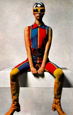 Vogue UK, April 1969 ||