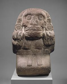 Cihuateotl, Aztec, 15th–early 16th century, Mexico, Mesoamerica