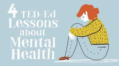 4 TED-Ed Lessons about mental health Depression, bipolar disorder, OCD, narcissism — these medical conditions impact millions of people around the world, yet are often misunderstood. How much do you know about the symptoms and treatme… Mental Health Education, Mental Health Stigma, Mental Health Services, Health Class, Mental Illness, Mental Health Definition, Mental Health Activities, Chronic Illness, Symptoms Of Bipolar Depression