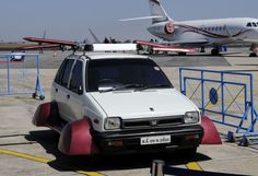 The Flying Maruti