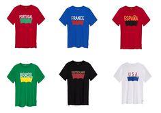 Chic e Fashion: Levi's lança cápsula de t-shirts colecionáveis