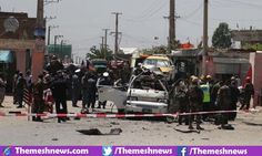 Suicide Bombing Near Afghanistan Capital 10 Killed, 4 Hurt Badly
