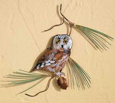 Owl Sculptures   Wild Wings