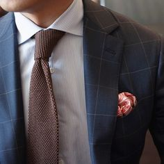 We love pocket squares