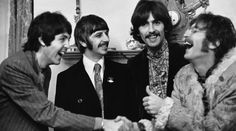 The Beatles, London, 1967